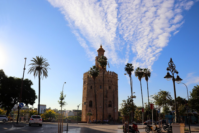 Visit Sevilla in Andalucia on your Bike Tour in Spain.  This historic Roman and Moorish city is a Top Spot to stay!
