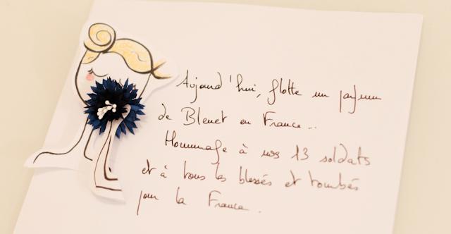 hommage, morts pour la france, reconnaissance, merci, armée française, france, bleuet