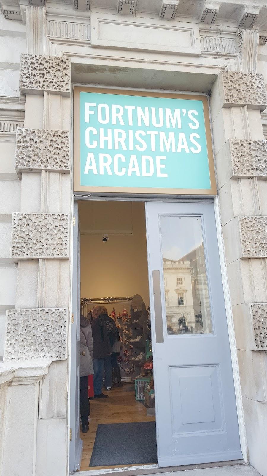 Fortnum & Mason Christmas Arcade