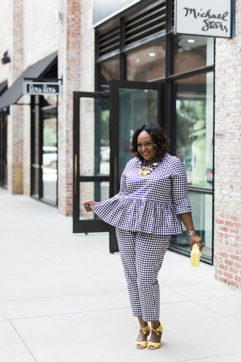 Go Gingham Style