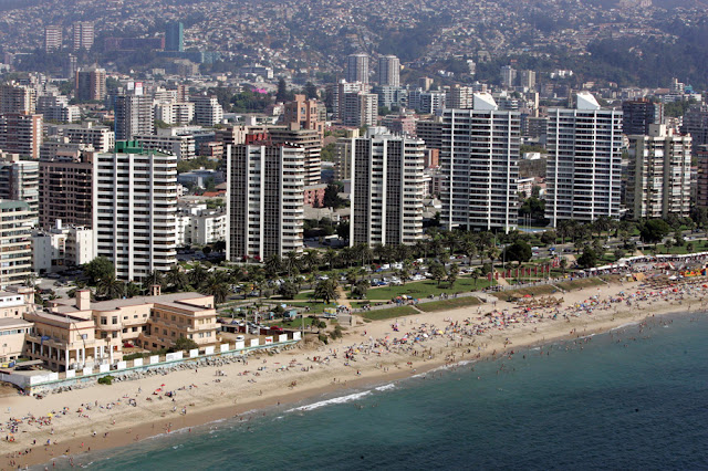 Viña del Mar, Chile.