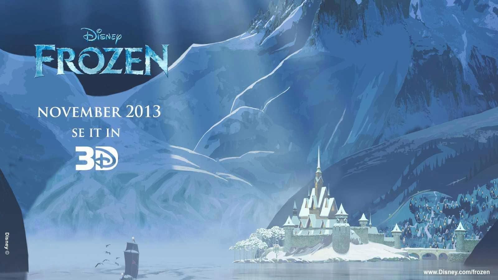 Frozen HD Wallpapers - Disnep 3D Movie - HD Wallpapers Blog