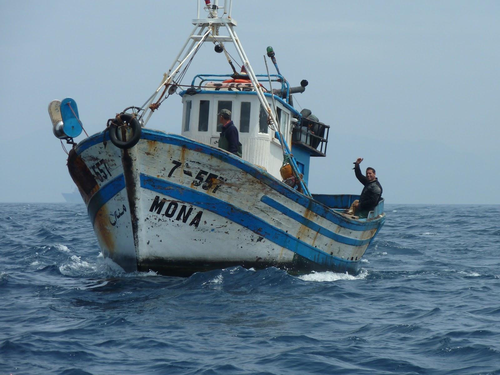 bateau de peche occasion maroc