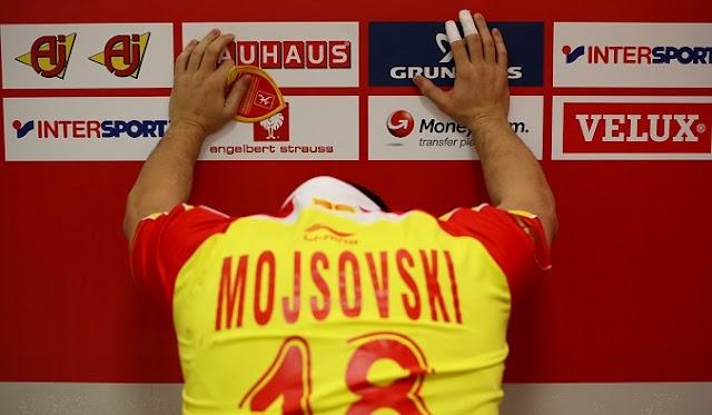 Makedonien verspielt Olympiateilnahme