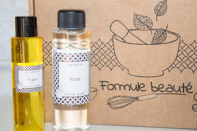 Formule Beauté : La box pour créer vos propres cosmétiques !
