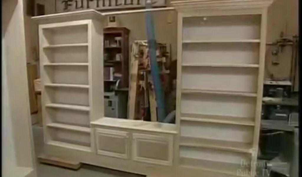 Como hacer un librero moderno de madera 2016 for Software para construir muebles