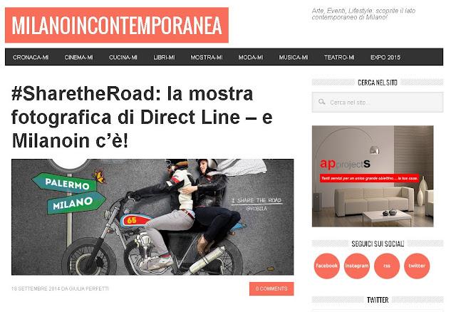 http://www.milanoincontemporanea.com/2014/09/18/sharetheroad-la-mostra-fotografica-di-direct-line-e-milanoin-ce/