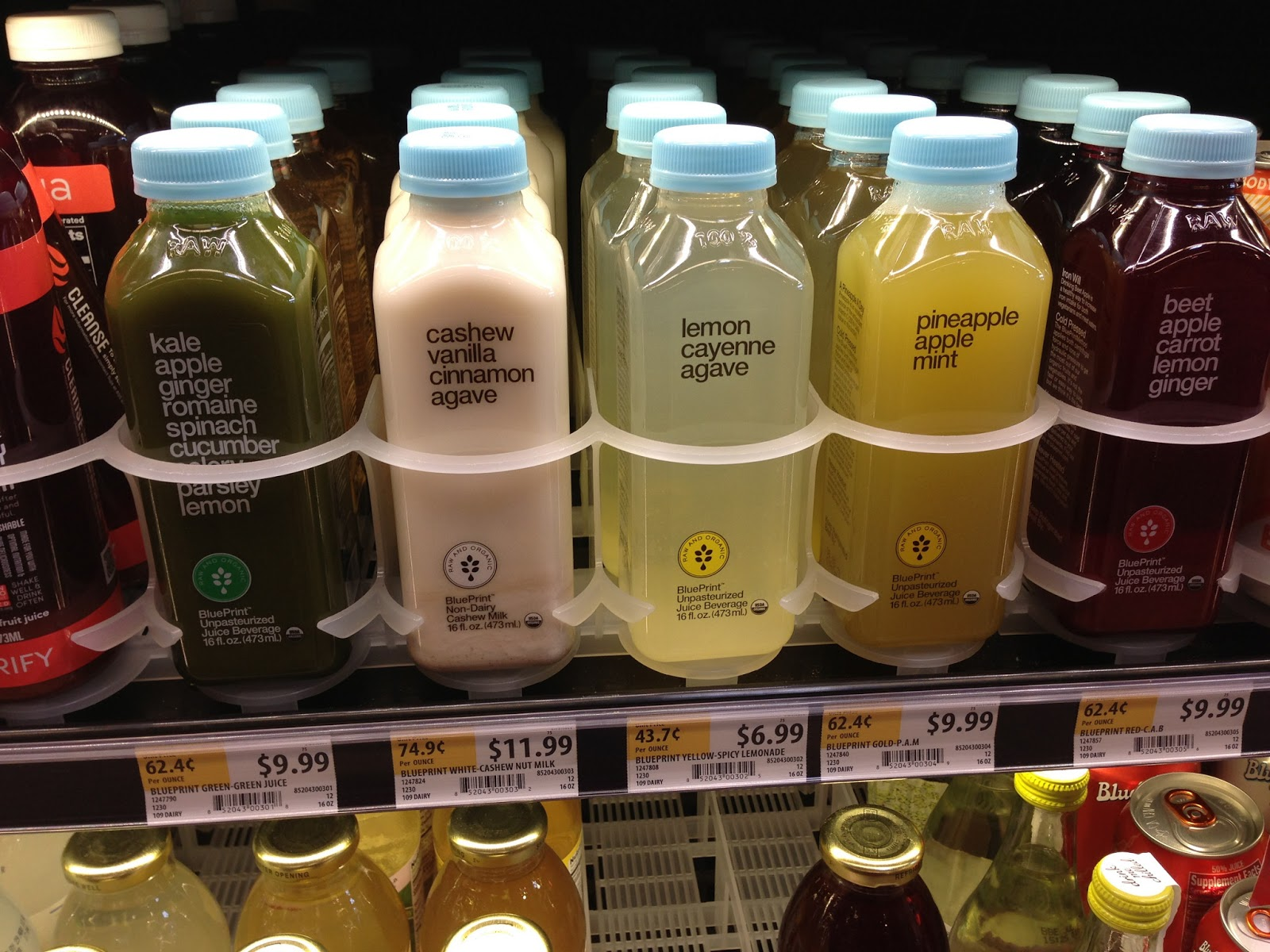 One Day Juice Cleanse Whole Foods