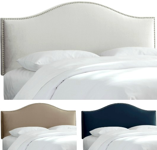 Beds headboards for coastal decorating completely coastal for Different headboards