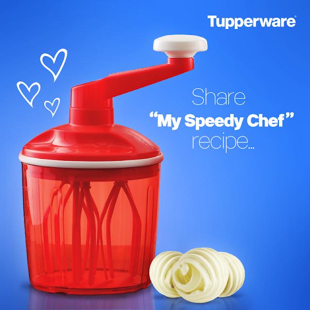 Tupperware launches #CookEatLove Campaign