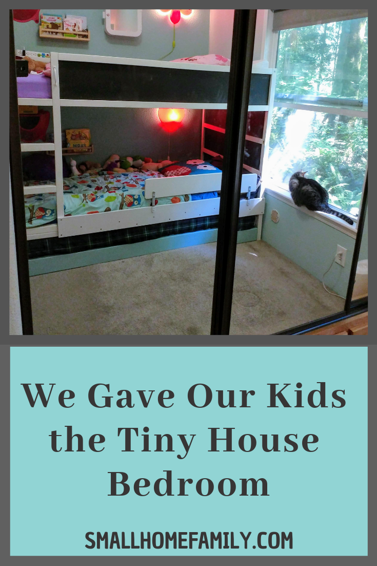 Miraculous We Gave Our Kids The Tiny House Bedroom Download Free Architecture Designs Scobabritishbridgeorg