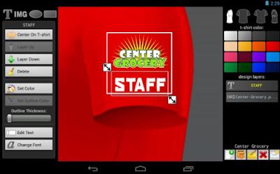 Download T-shirt Designer Apk Gratis di Android