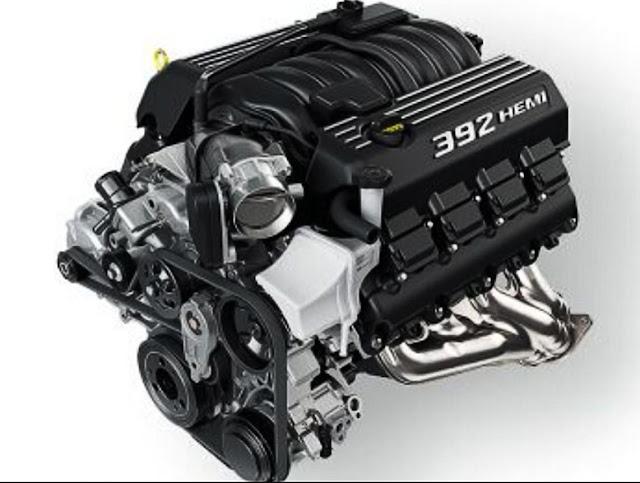 dodge-durango-srt-392-hemi-V8-6.4-l-engine2020
