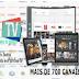 Five IPTV Aplicativo, filmes e Canais e Series, Smartphone e TV Box Android.