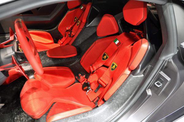 Lamborghini Info E News 2012