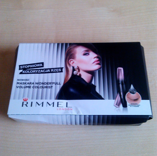 Rimmel Wonder'full Volume Colourist
