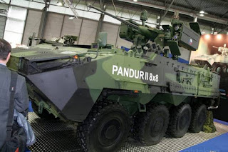 Mantap .. Perkuat Pertahanan TNI Angkatan Darat Akan Beli Tank Pandur - Commando