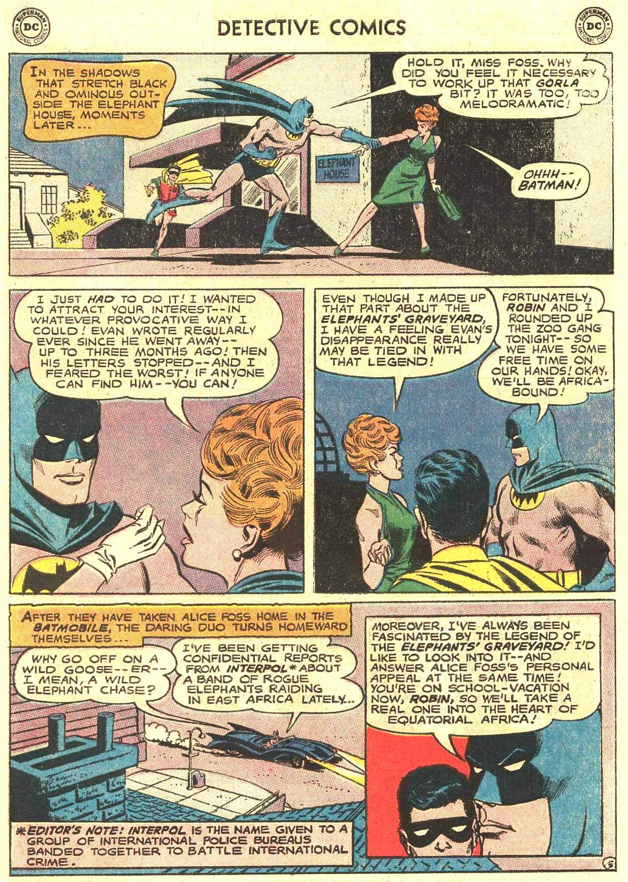Detective Comics (1937) 333 Page 7