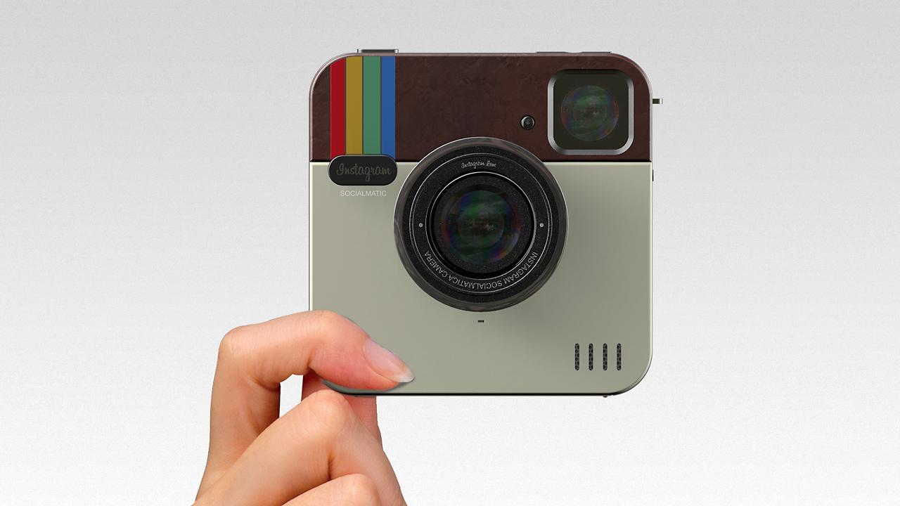 real life camera