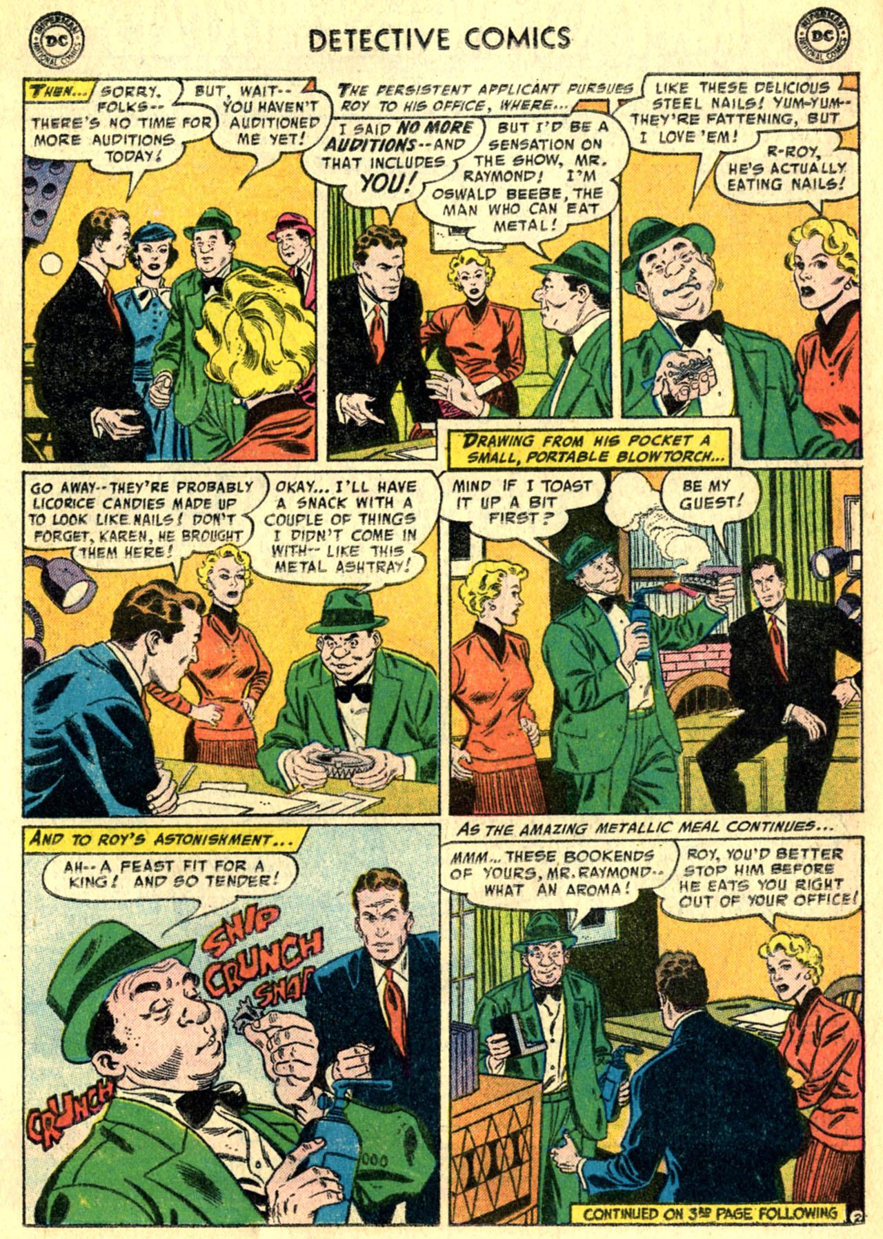 Detective Comics (1937) 232 Page 16