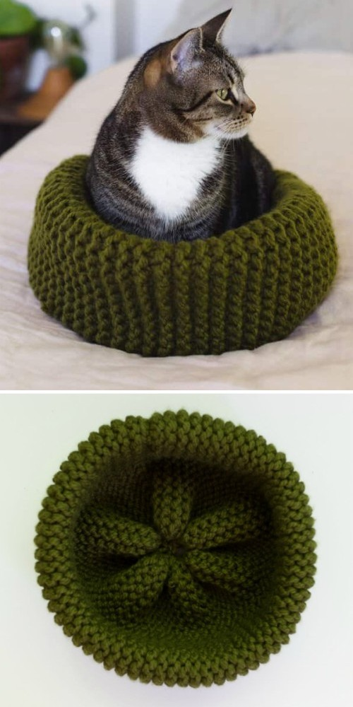 Cat Bed - Tutorial