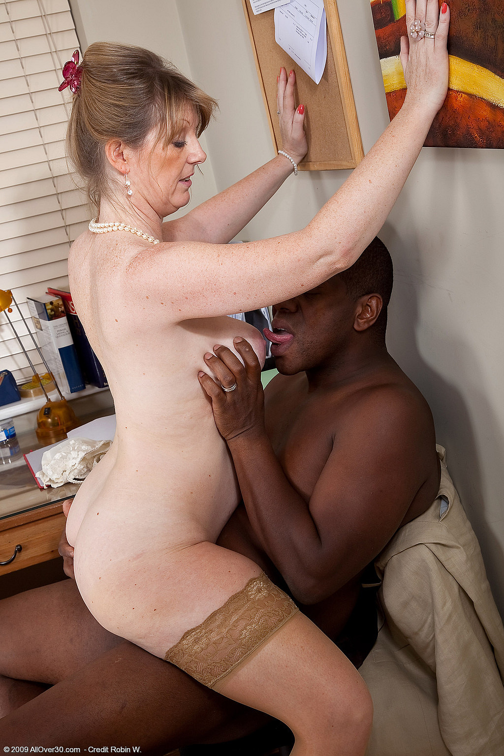 Black cock milf monster