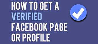how+to+verify+facebook+page