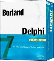 Borland Delphi 7.2 Portable Edition 1