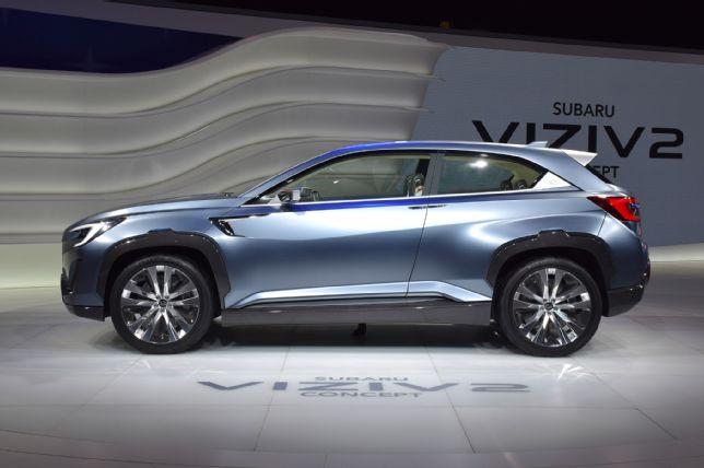 2017 Subaru Outback Sport Redesign