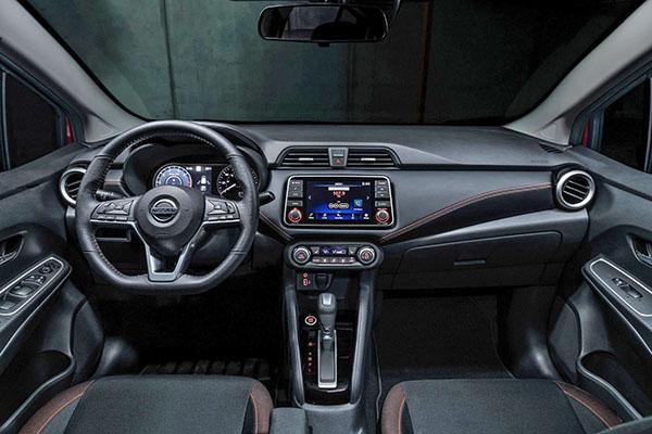 Burlappcar: 2020 Nissan Versa sedan