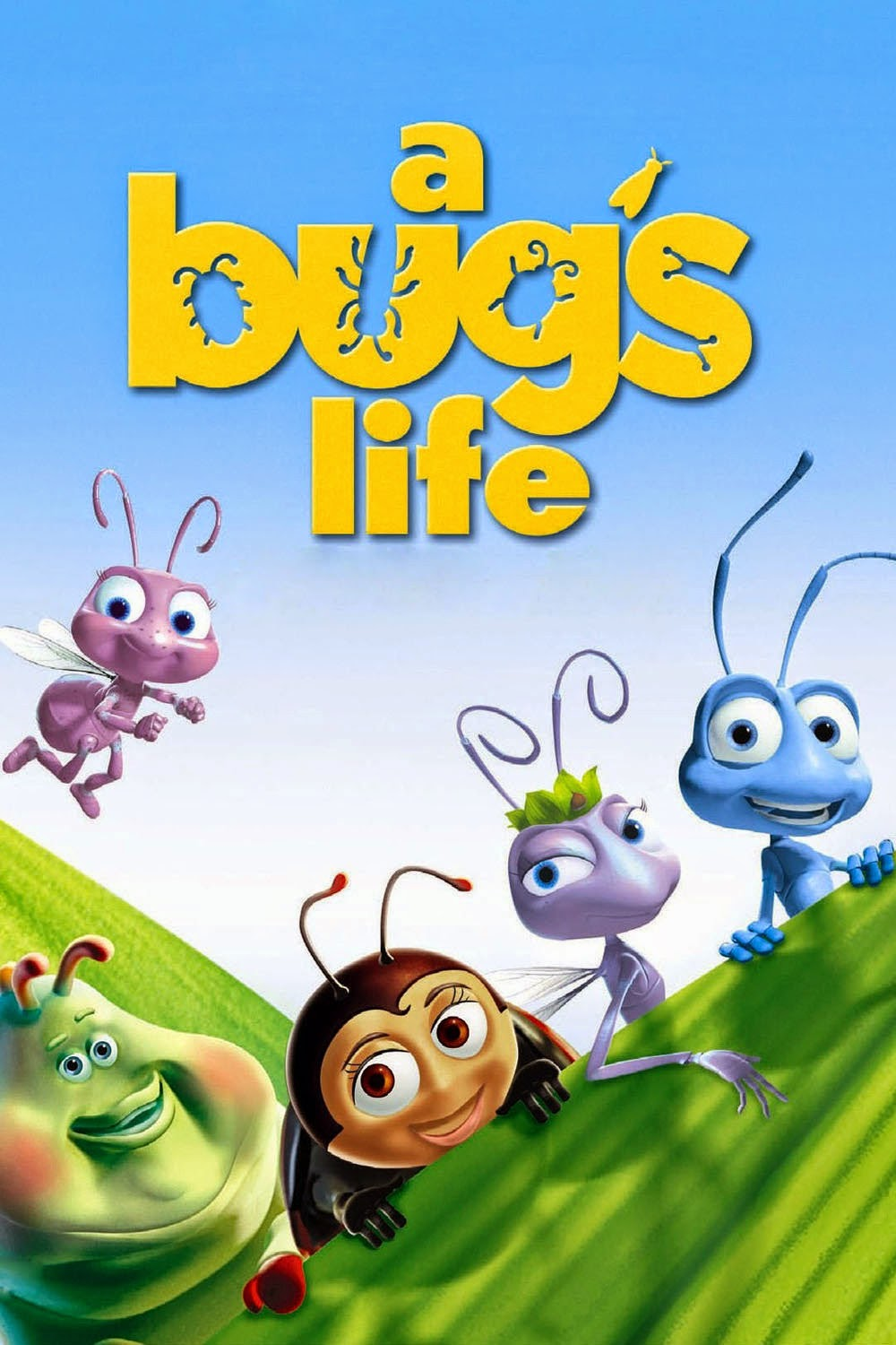 Watch A Bug's Life (1998) Online For Free Full Movie English Stream