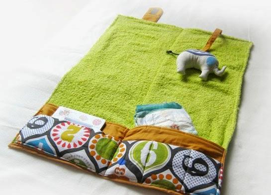 filzekater windeltasche mit wickelauflage. Black Bedroom Furniture Sets. Home Design Ideas