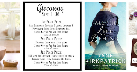 Mark your Calendar for Oct 19th! & Acts of Kindness Stories- Winners announced