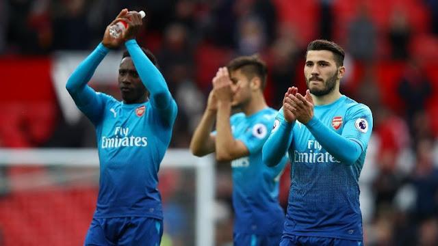 Tumbang di Kandang MU, Arsenal Minta Maaf