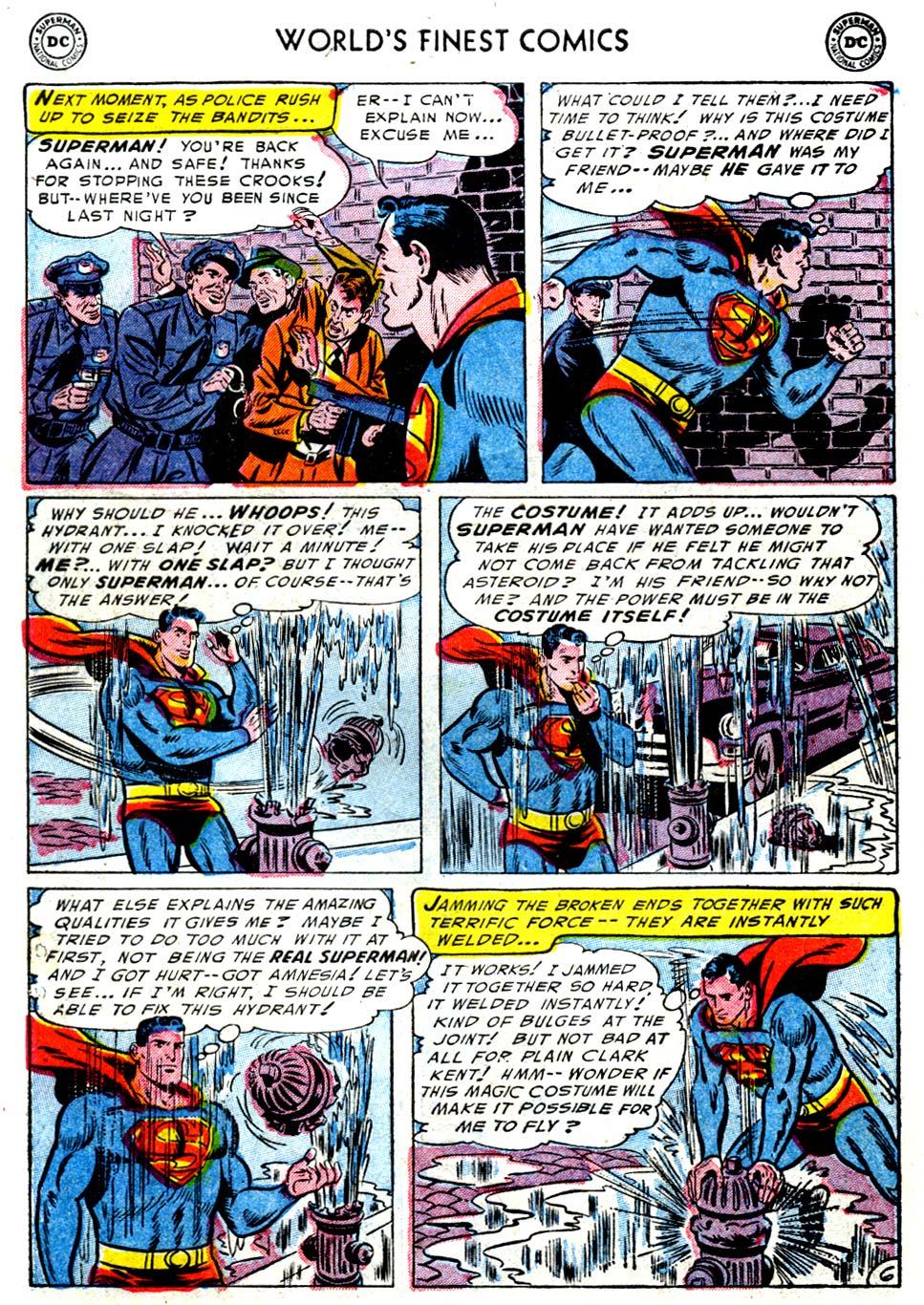 Read online World's Finest Comics comic -  Issue #68 - 8