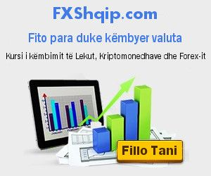 FXSHQIP/CPM - TREGU I KEMBIMIT TE VALUTAVE