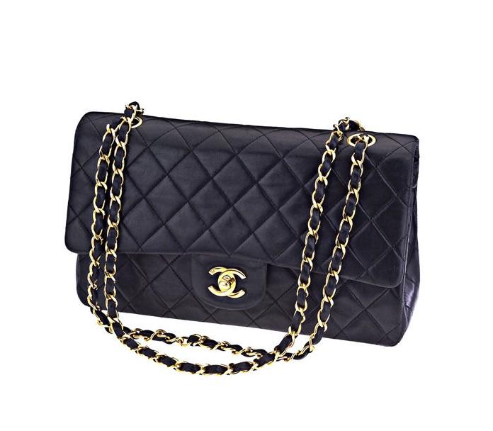 Are vintage coco chanel purse