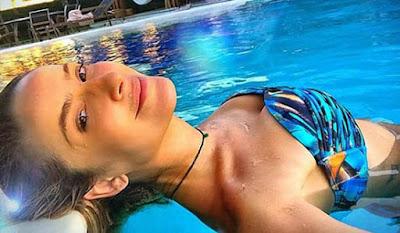 Claudia Leitte pode estar grávida do terceiro filho; diz colunista