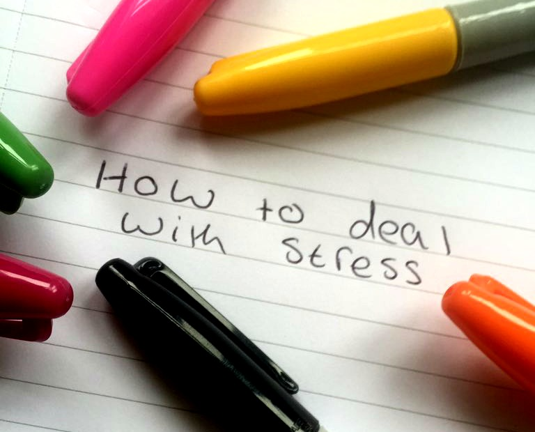 How To Deal With Stress | #SpeakUp stress school college uni life advice tips