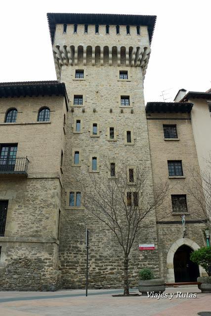 Torre de doña Otxanda, Vitoria