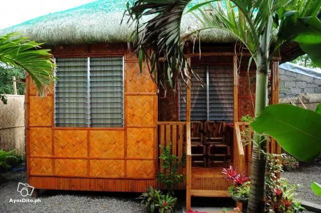 Bahay Kubo Design By Nipa House Philippines Interior