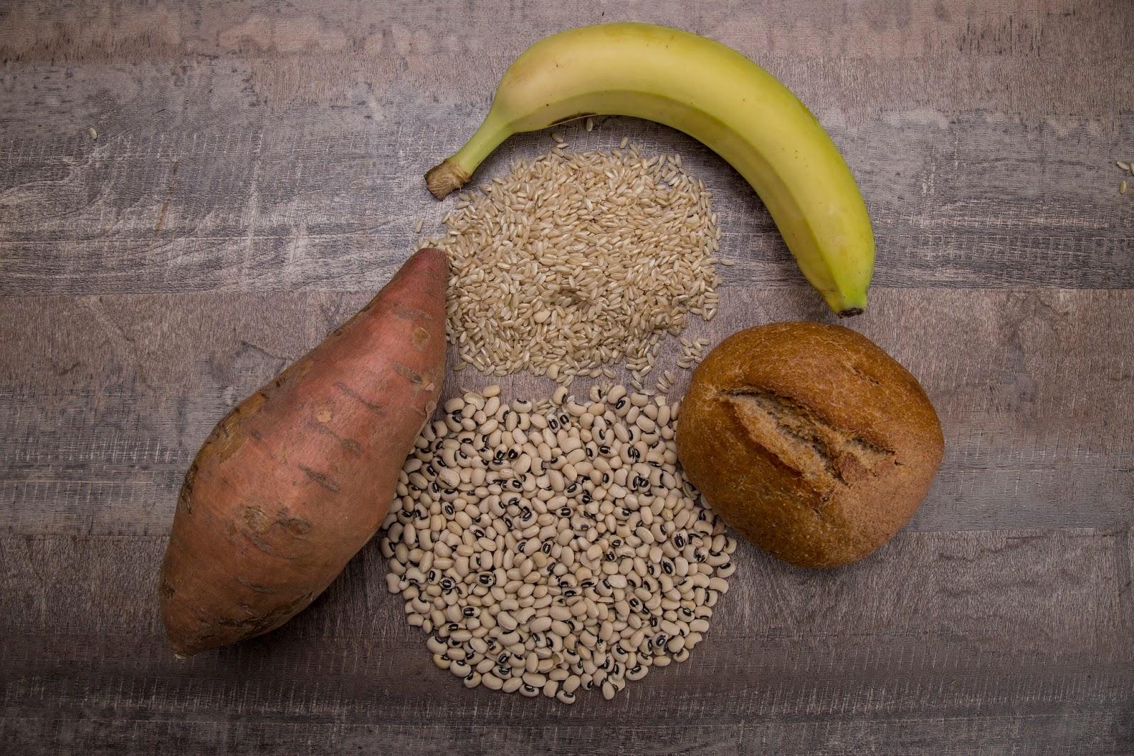 Υδατάνθρακες τροφές