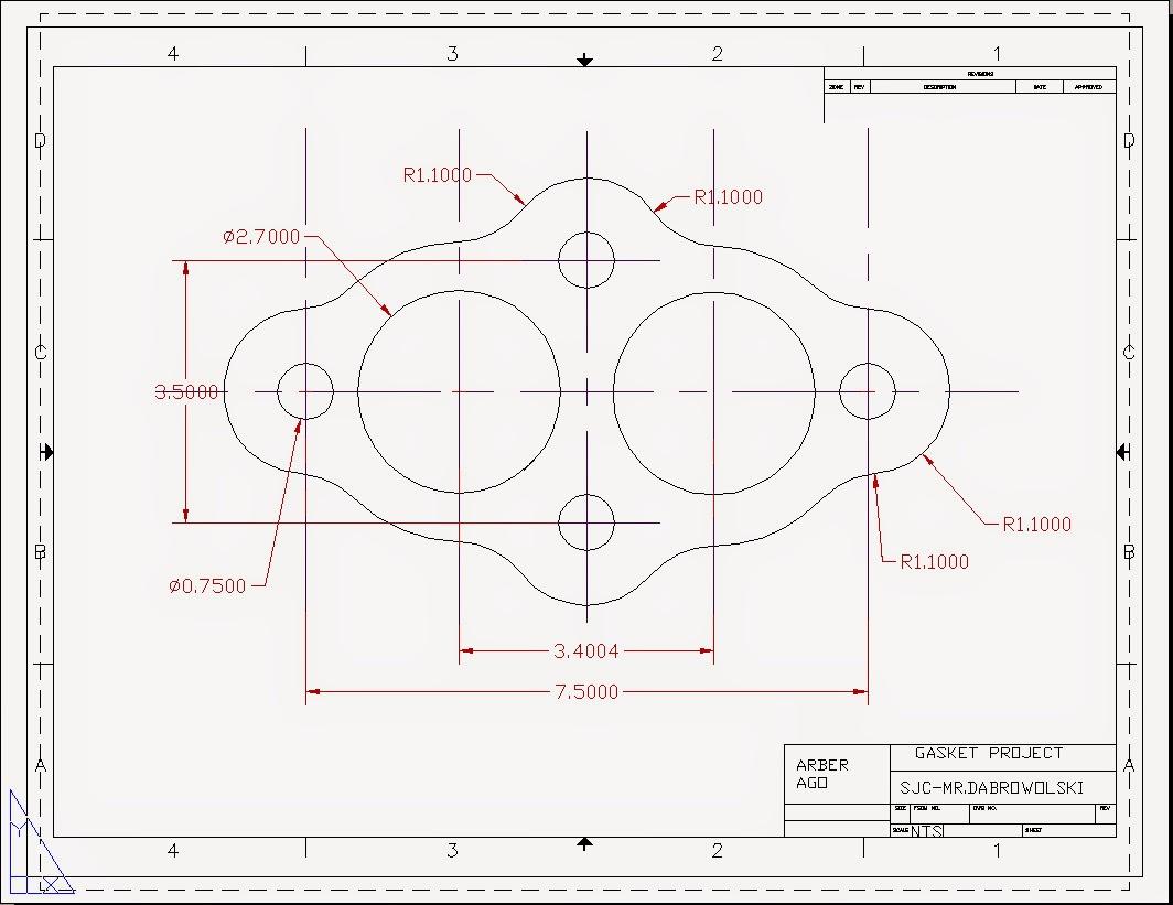 Institute Of Engineering Design Amp English Autocad