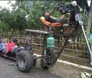 vespa gembel indonesia