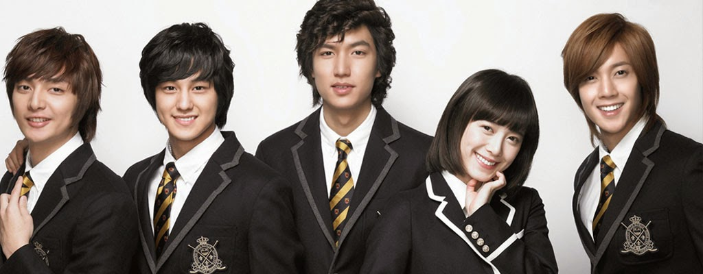 Boys Before Flowers Serial Drama Korea RCTI