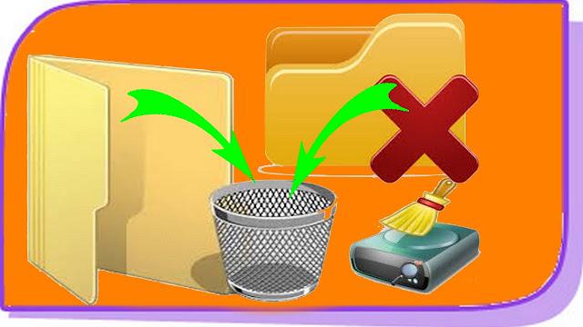 هل تعلم ان حاسوبك به مئات الملفات الفارغة ! تعلم كيف تحذفها جميعا وتسرع عمل القرص الصلب