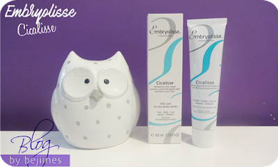 Embryolisse - Crème Cicalisse