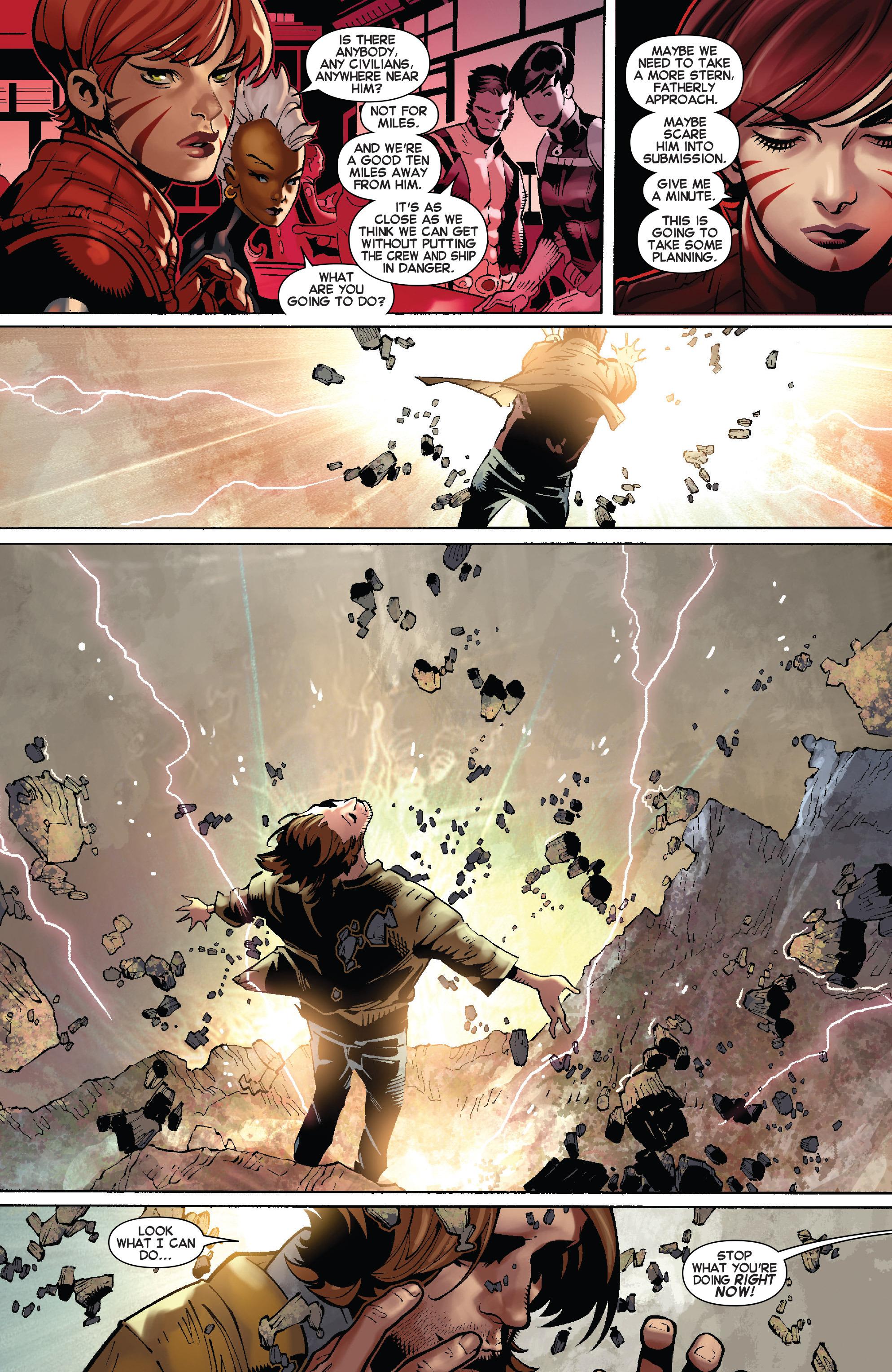 Read online Uncanny X-Men (2013) comic -  Issue #27 - 5