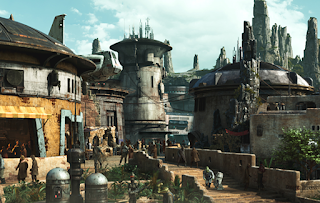 """Black Spire Outpost."" Star Wars Land Name Revealed"