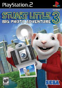 Stuart Little 3 Big Photo Adventure - Download game PS3 PS4